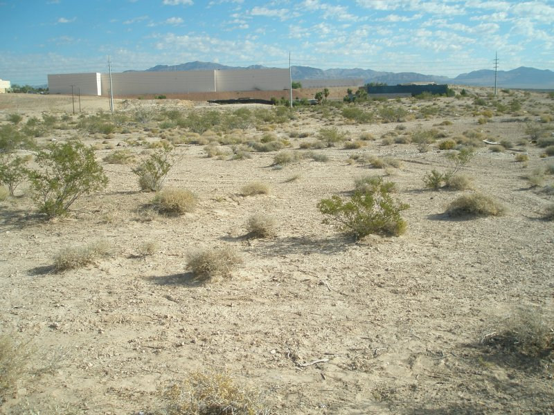 Vacant Lots in North Las Vegas